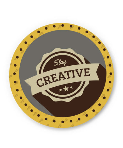 PosterGuy | Stay Creative Always Fridge Magnet 1483566019 Online India