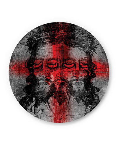 PosterGuy | The Alternate Jesus Christ Fridge Magnet 1483616019 Online India