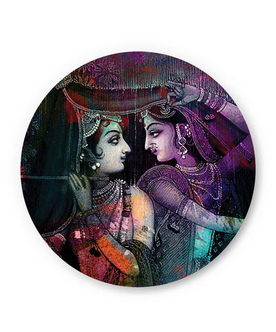 PosterGuy | The Divine Lord Krishna Fridge Magnet 1483635119 Online India