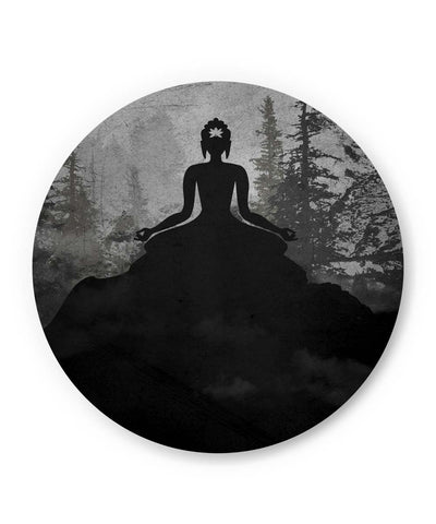 PosterGuy | Lord Buddha Meditating Fridge Magnet 1483664519 Online India