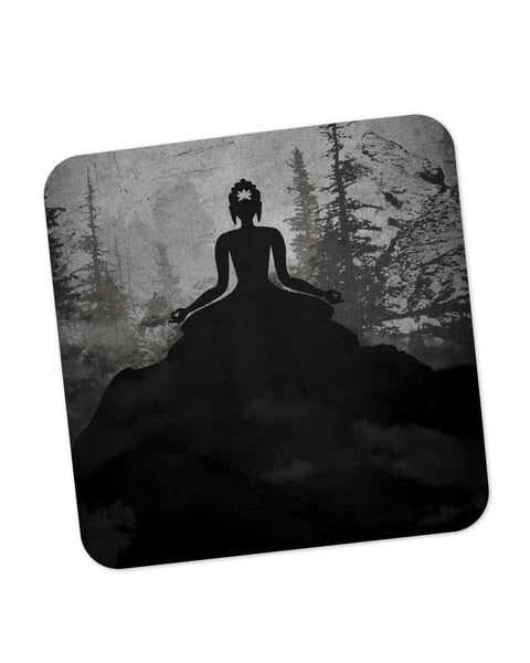 Coasters | Lord Buddha Meditating Coaster 1483664529 Online India | PosterGuy.in
