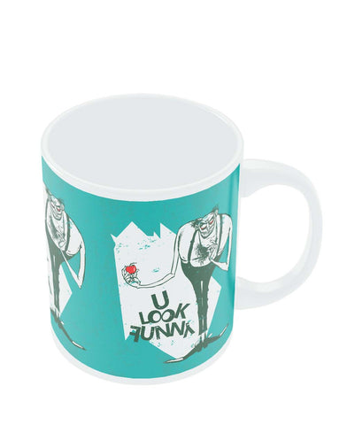 Mugs | You Look Funny Quirky Gothic Art Mug Online India