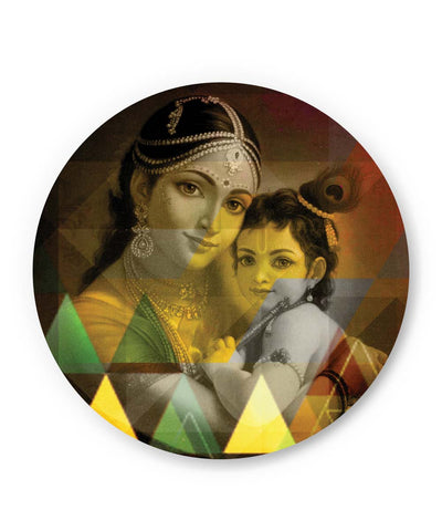 PosterGuy | Yasodha And Krishna Fridge Magnet 1483785119 Online India