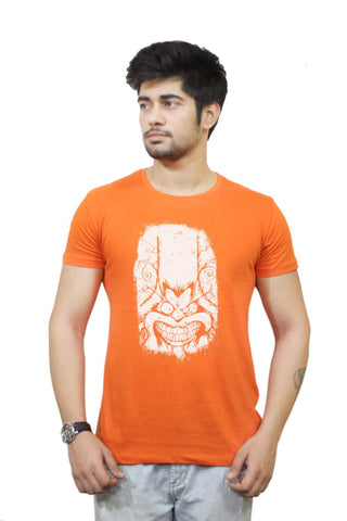 Buy Funny T-Shirts Online India | Angry Feline T-Shirt Funky, Cool, T-Shirts | PosterGuy.in