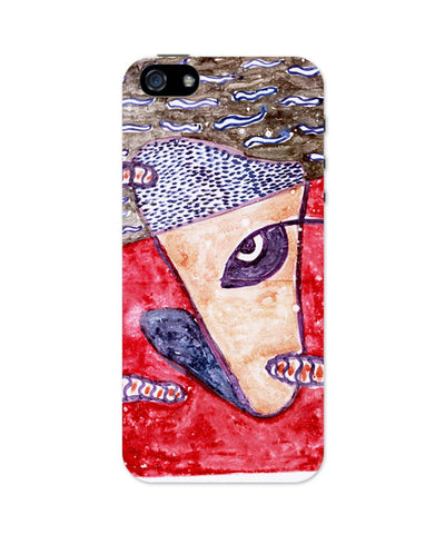 iPhone 5 / 5S Cases| Birth Of Inception iPhone 5 / 5S Case 1493014517 Online India