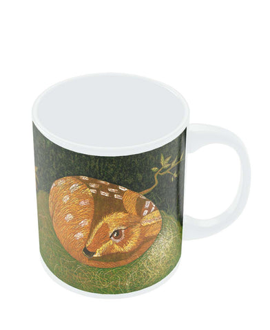 Mugs | Innocence | Art Painting Digital Print Mug Online India