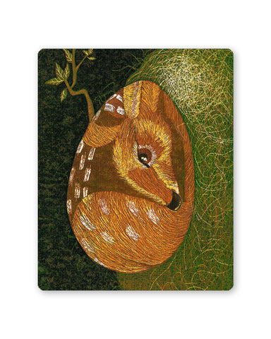 PosterGuy | Innocence | Art Painting Digital Print Mouse Pad 1493054516 Online India
