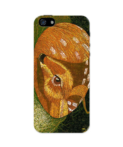 iPhone 5 / 5S Cases| Innocence | Art Painting Digital Print iPhone 5 / 5S Case Online India