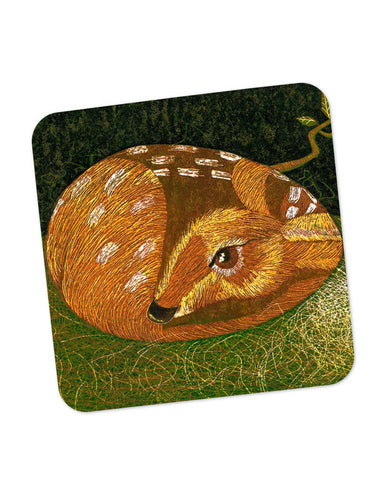 Coasters | Innocence | Art Painting Digital Print Coaster 1493054529 Online India | PosterGuy.in