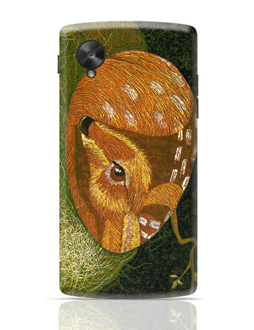 Google Nexus 5 Covers | Innocence | Art Painting Digital Print Google Nexus 5 Cover Online India