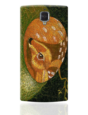 Innocence | Art Painting Digital Print OnePlus 3 Cover Online India