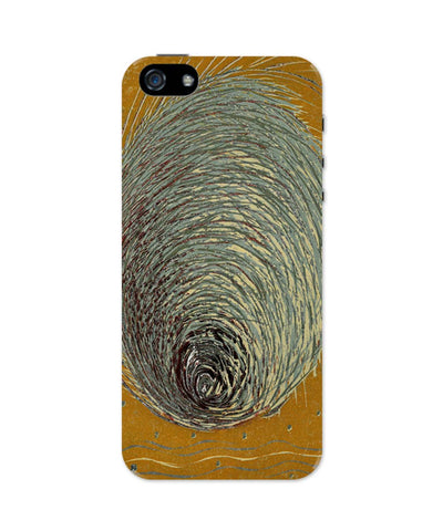 iPhone 5 / 5S Cases| Illusions of Mind | Art Painting iPhone 5 / 5S Case Online India