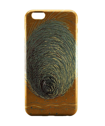 iPhone 6 Case & iPhone 6S Case | Illusions of Mind | Art Painting iPhone 6 | iPhone 6S Case Online India | PosterGuy