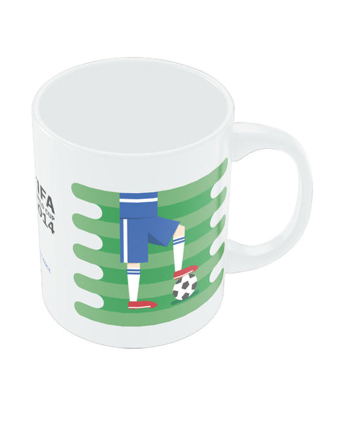 FIFA Worldcup 2014 France Field Football Mug