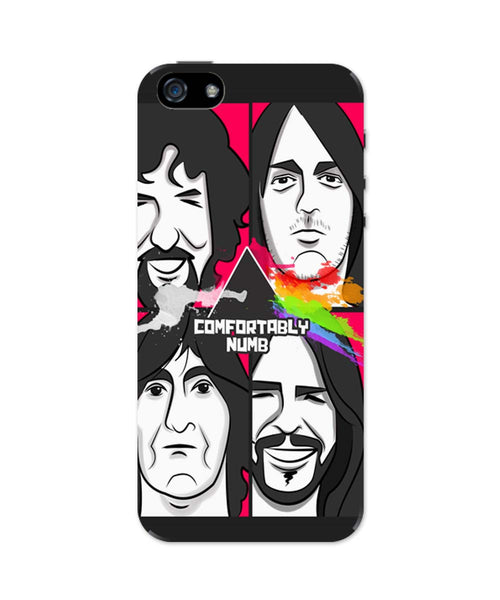 iPhone 5 / 5S Cases| Comfortably Numb | Pink Floyd iPhone 5 / 5S Case 1503027317 Online India