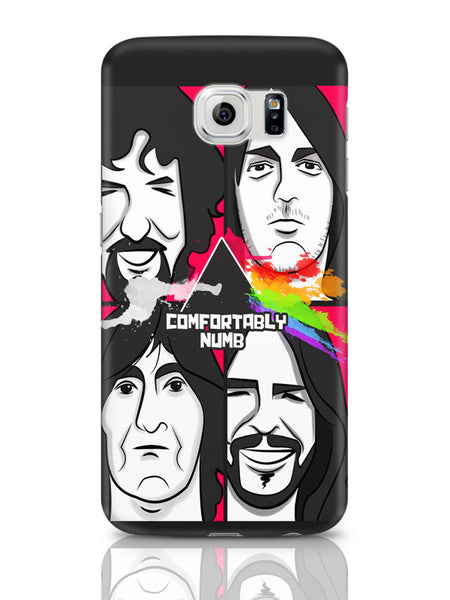 Samsung Galaxy S6 Covers & Cases | Comfortably Numb | Pink Floyd Samsung Galaxy S6 Covers & Cases Online India