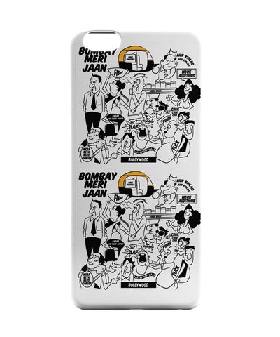 iPhone 6 Case & iPhone 6S Case | Bombay Meri Jaan Comic Art iPhone 6 | iPhone 6S Case Online India | PosterGuy