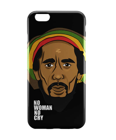 iPhone 6 Case & iPhone 6S Case | No Woman No Cry | Bob Marley iPhone 6 | iPhone 6S Case Online India | PosterGuy