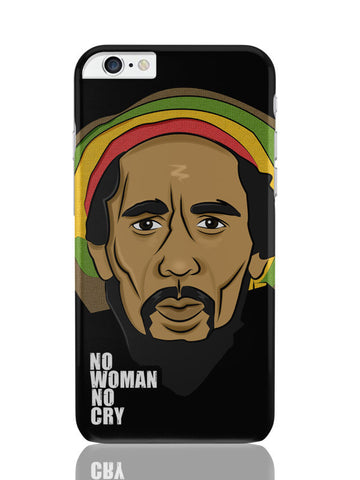 iPhone 6 Plus / 6S Plus Covers & Cases | No Woman No Cry | Bob Marley iPhone 6 Plus / 6S Plus Covers and Cases Online India