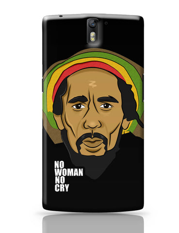 OnePlus One Covers | No Woman No Cry | Bob Marley OnePlus One Cover Online India