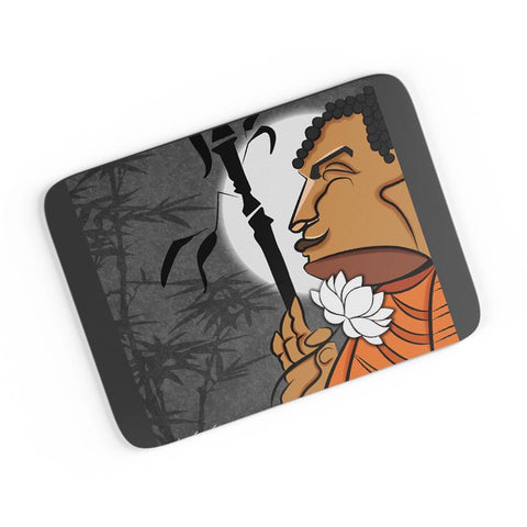 Blissful Lord Buddha Meditating A4 Mousepad Online India