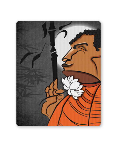 PosterGuy | Blissful Lord Buddha Meditating Mouse Pad 1503054516 Online India