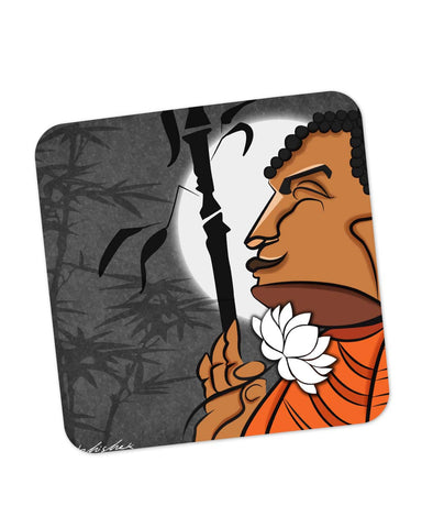 Coasters | Blissful Lord Buddha Meditating Coaster 1503054529 Online India | PosterGuy.in