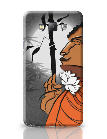 Samsung Galaxy A7 Covers | Blissful Lord Buddha Meditating Samsung Galaxy A7 Covers Online India
