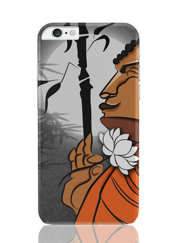 iPhone 6 Plus / 6S Plus Covers & Cases | Blissful Lord Buddha Meditating iPhone 6 Plus / 6S Plus Covers and Cases Online India