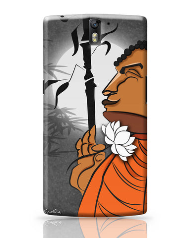OnePlus One Covers | Blissful Lord Buddha Meditating OnePlus One Cover Online India