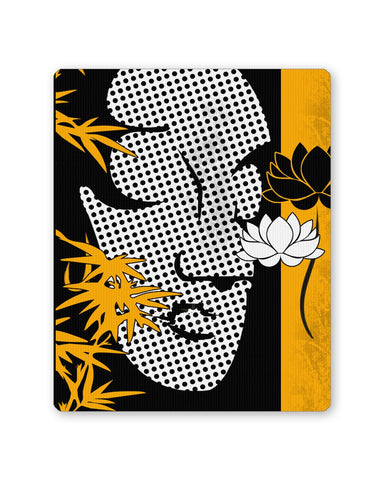 PosterGuy | Buddha Peaceful Bliss Mouse Pad 1503064516 Online India