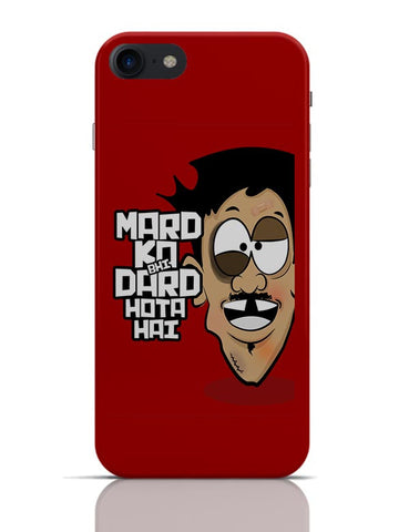 Mard Ko Bhi Dard Hota Hai | Funny iPhone 7 Covers Cases Online India