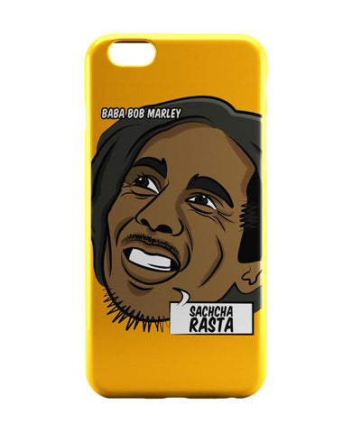 iPhone 6 Case & iPhone 6S Case | Baba Bob Marley Sacha Rasta iPhone 6 | iPhone 6S Case Online India | PosterGuy