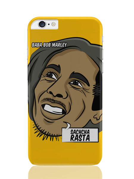 iPhone 6 Plus / 6S Plus Covers & Cases | Baba Bob Marley Sacha Rasta iPhone 6 Plus / 6S Plus Covers and Cases Online India