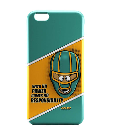 iPhone 6 Cases | With No Power Comes No Responsibility | Funny iPhone 6 Case Online India