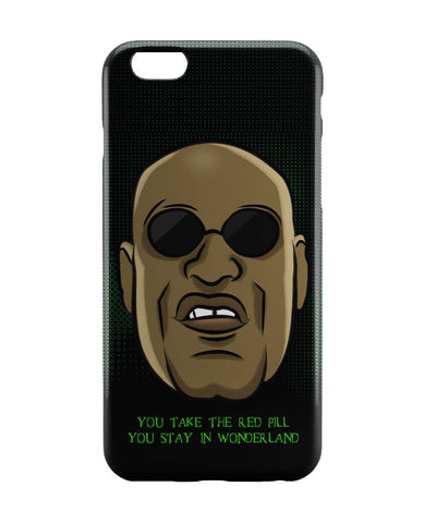 iPhone 6 Cases | You Take The Red Pill Quote | Morpheus Matrix Fan Art iPhone 6 Case Online India