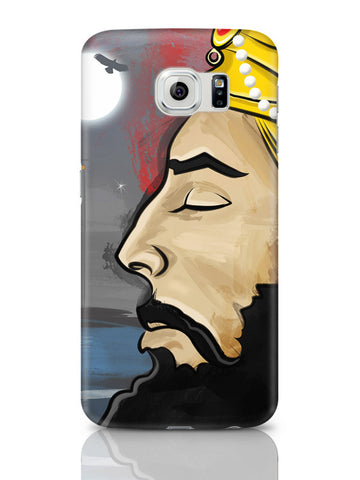 Samsung Galaxy S6 Covers & Cases | Raj Karega Khalsa | Illustration Samsung Galaxy S6 Covers & Cases Online India
