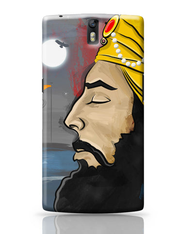 OnePlus One Covers | Raj Karega Khalsa | Illustration OnePlus One Cover Online India