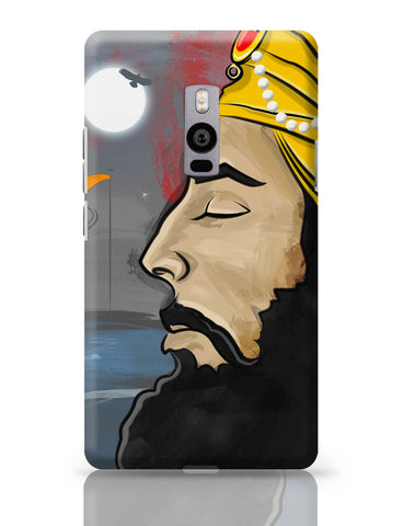 OnePlus Two Covers | Raj Karega Khalsa | Illustration OnePlus Two Cover Online India