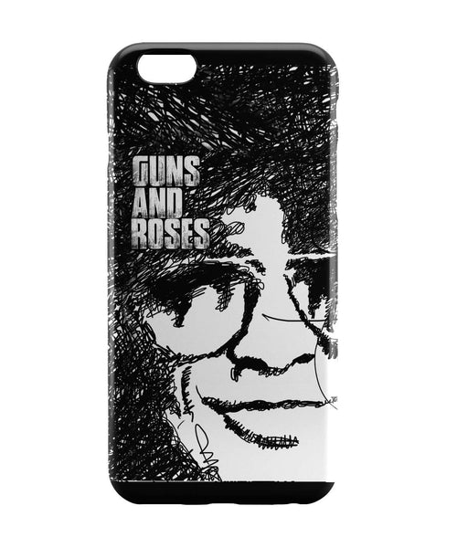 iPhone 6 Cases | Guns And Roses Graphic Art iPhone 6 Case Online India