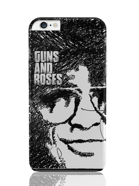 iPhone 6 Plus / 6S Plus Covers & Cases | Guns And Roses Graphic Art iPhone 6 Plus / 6S Plus Covers and Cases Online India