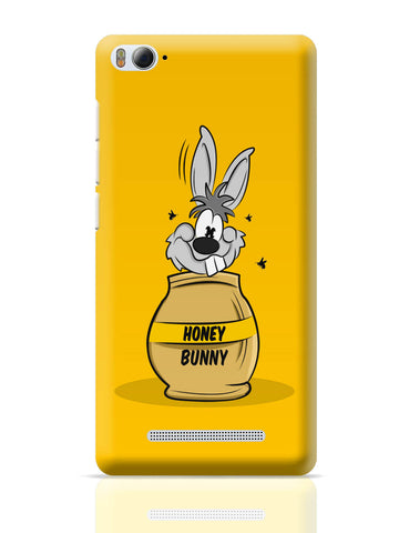 Xiaomi Mi 4i Covers | Honey Bunny Funny Rabbit Graphic Cartoon Xiaomi Mi 4i Cover Online India