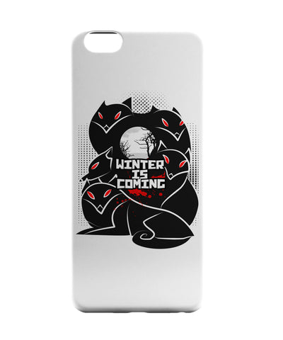 iPhone 6 Cases | Winter Is Coming | Animated Direwolves Illustration iPhone 6 Case Online India