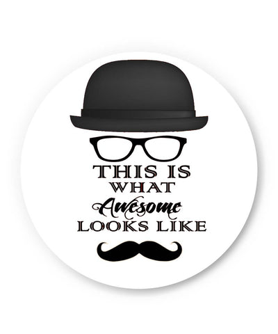 PosterGuy | This Is What Awesome Looks Like Fridge Magnet 1513018319 Online India