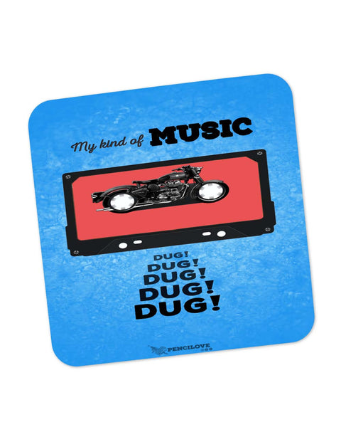 Coasters | My Kind Of Music | Royal Enfield Coaster 1513146029 Online India | PosterGuy.in