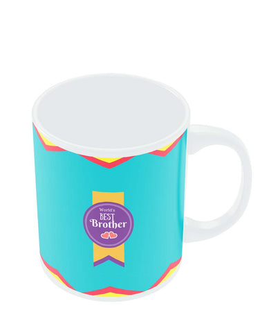 Coffee Mugs Online | World's Best Brother Mug Online India