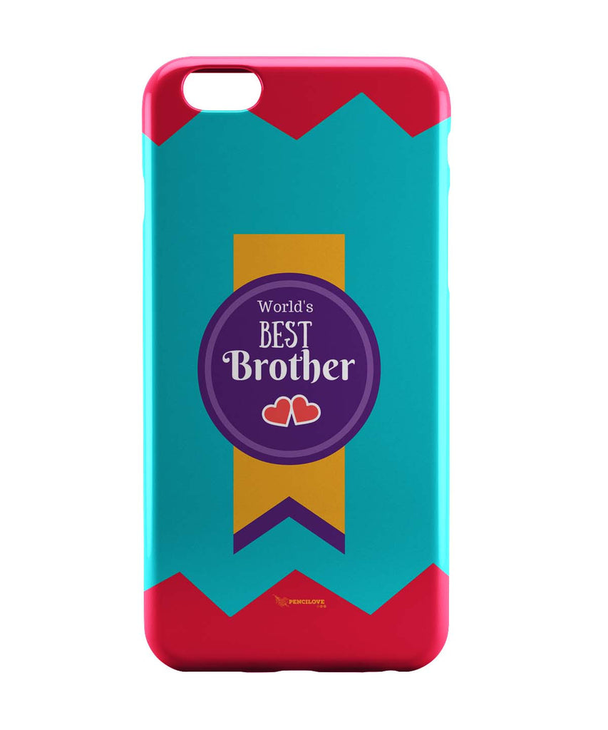 factory price f1db9 3eddd World's Best Brother iPhone 6