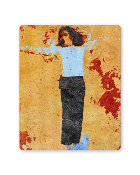 Buy Mousepads Online India | Michael Jackson Pop Art Mouse Pad Online India