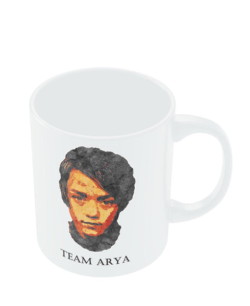 Coffee Mugs Online | Team Arya | GOT Inspired Mug Online India
