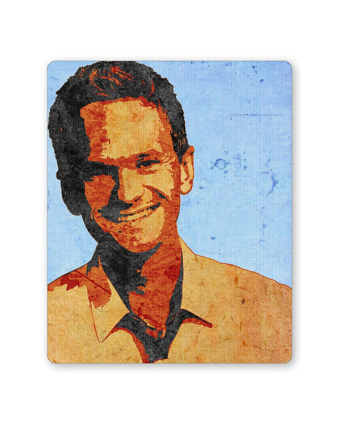 Buy Mousepads Online India | Neil Patrick Harris Inspired Fan Art Mouse Pad Online India